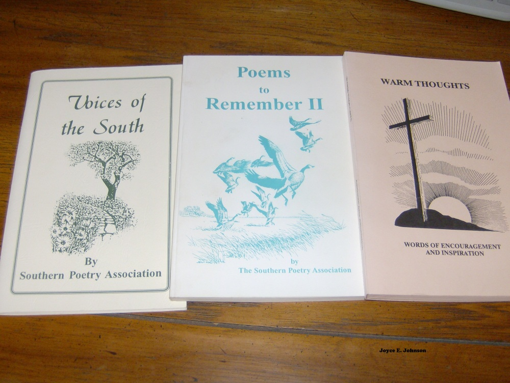 Poems published