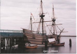 Mayflower II - Plymouth, Mass.